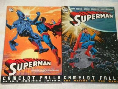 SUPERMAN. Camelot Falls. HC TPB