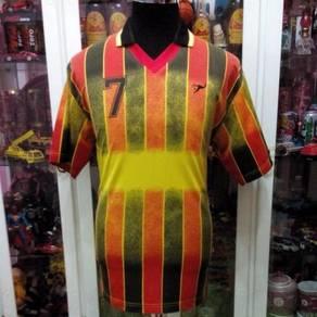 Vintage Malaysia Item Garoos Johor No 7 Jersey
