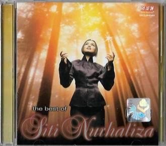 CD Siti Nurhaliza The Best of