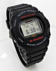 G-SHOCK Legendary Retro Sport Watch DW-5750E-1DR
