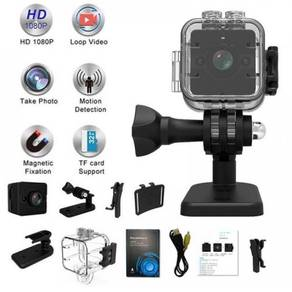 SQ12 Waterproof HD 1080P Mini Sport Camera Outdoor