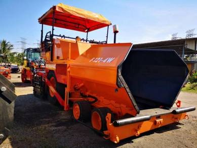 Imported Reconditioned Dynapac F121-4W Paver
