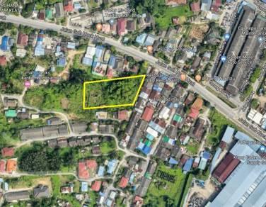 Limited Land Freehold Jalan Goh Hock Huat Klang Kapar