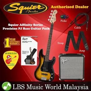 Fender Squier Affinity Series Precision PJ Bass