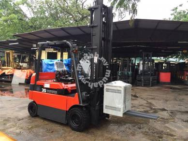 IMPORTED Toyota 7FBMF35 Battery Forklift 3.5 ton