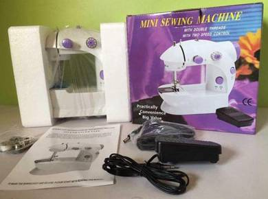 Mini Sewing Machine Using Battery Or Electric New