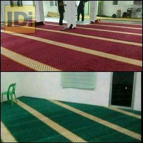 Saf mosque carpet / karpet masjid
