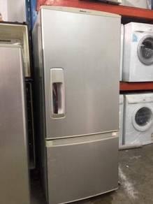 National 2doors fridge Peti Sejuk Ais Refrigerator