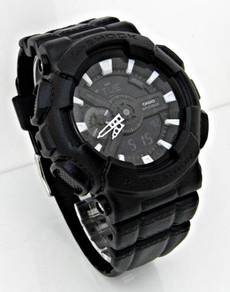 G-SHOCK Basic Black Special Color Model GA-110BT-1
