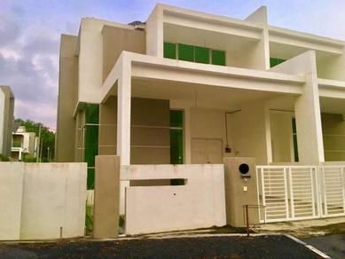 Below MV Double Storey Semi D Elani - Ambangan Height English Home