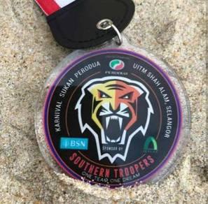 Medal Sukan Acrylic