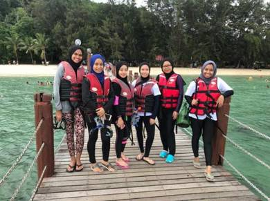 4H3M Percutian di Kota Kinabalu