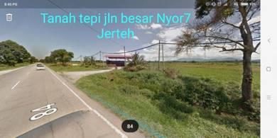 Tanah 6.2ekar di Jerteh Terengganu