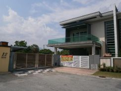 Double Storey SEMID Corner House at Tasek Square 2