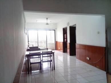 Pangsapuri PERDANA Shah Alam Furnished ( lift) Walking Sewa