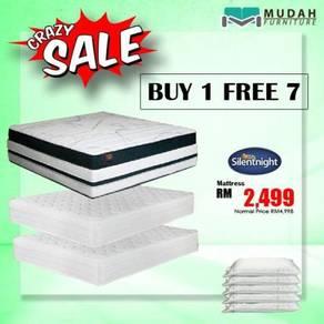 Buy 1 free 7 mattress package