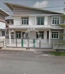 Double Storey SemiD New at Jln Temenggong Ahmad near Muar Town