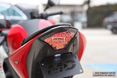 MOTODYNAMIC Sequential LED Tail Lights Yamaha R25
