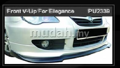 Persona elegance front v lip lips diffuser bodykit