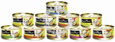 Fussie Cat Canned Food 80g