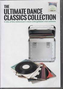IMPORTED CD The Ultimate Dance Classics Collection