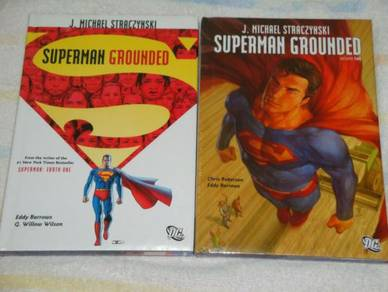 SUPERMAN. Grounded. HC TPB