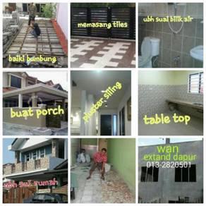 Bukit subang - specialist wan tukang baiki rumah