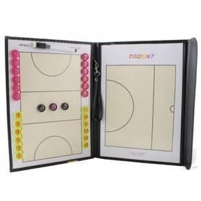 17RA Trident Coaching Folio - Netball