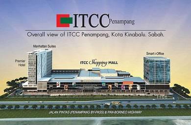 Itcc penampang for rent
