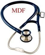 Mdf 797 professional cardiology stethoscope