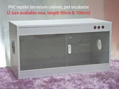 PVC Reptile Terrarium Pet Cabinet Box Enclosure