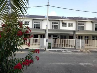 Taman Teruntum near Hospital HTAA Jalan Mat Kilau and access to Gebeng