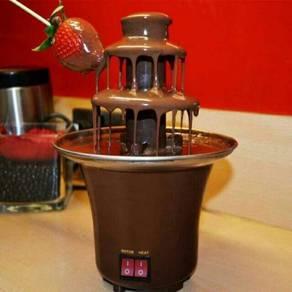 Kltn - Choc Fountain Mini 3 tingkat