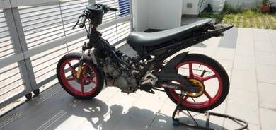 LC135 moto trek