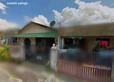 Tun Aminah, Teres 1T Kos Rendah, FULL LOAN Bulanan RM1,150, Skudai