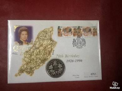 70th Birthday of Queen Elizabeth II