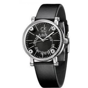 Calvin Klein Women's K3B231C1 'Congent' Black