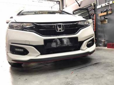 Honda jazz bodykit mugen rs w paint body kit