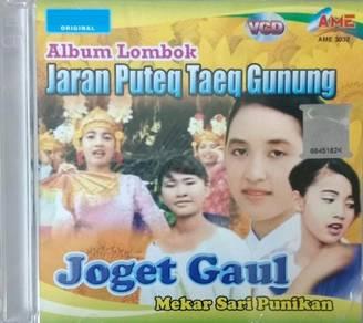 Album Lombok Jaran Puteq Taeq Gunung VCD