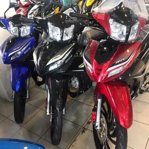 New Aveta RX110 Ready Full Loan