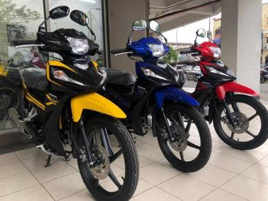 HONDA WAVE ALPHA Deposit 0 Voucher RM200 !!!