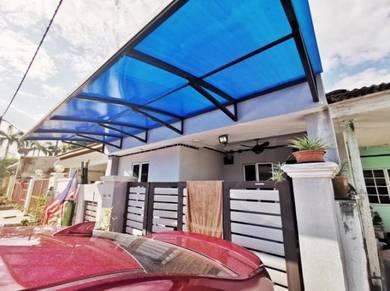 RENOVATED Low Cost, Single Storey Terrace House Bandar Kinrara 1