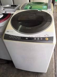 Panasoni 14kg washing machine automatic top load