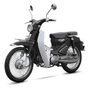 New Model WMoto Cub Classic 110 - Special