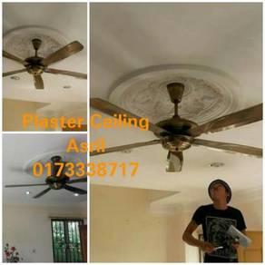 Plaster ceiling Asril