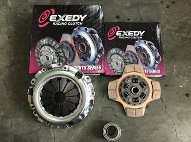 Exedy racing 4 puck clutch 8.5' 4G93 WIRA 1.8