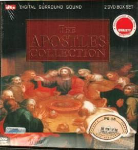 DVD The Apostles Collection 2DVD