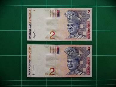 RM 2 ringgit siri8 Ahmad Don