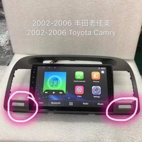 Toyota camry 00-05 9* android car player 1+16G