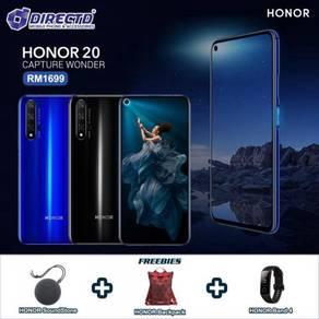 HONOR 20 (6GB RAM | 128GB ROM)MYset + 3 Hadiah